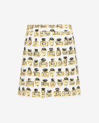 Spódnica z printem