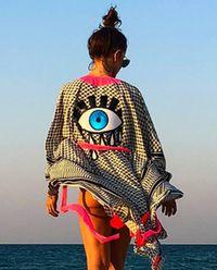 Tunika z cekinami Evil Eye