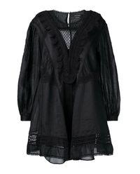 Sukienka mini czarna