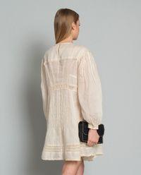 Sukienka mini nude