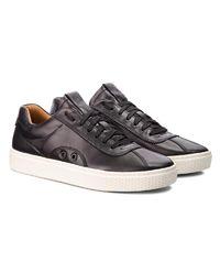 Sneakersy ze skóry