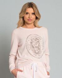 Sweter z logo