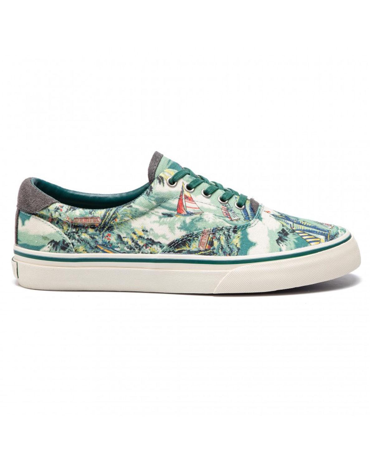 Sneakersy z grafiką RALPH LAUREN – Kup Teraz! Najlepsze ceny i opinie!  Sklep Moliera2.com 376d201b318
