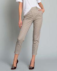 Spodnie w groszki