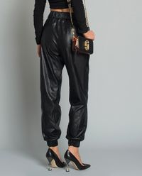 Spodnie ze ściągaczami