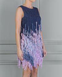 Sukienka z frędzlami Reachy