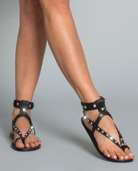 Sandały ze skóry Engo
