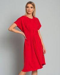 Midi šaty midi loose-fit