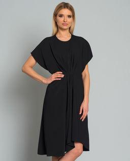 Sukienka midi loose-fit
