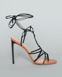 Sandály na jehle Braided