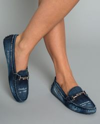 Loafery Gommino Denim