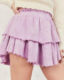 Spódnica mini Ruffle