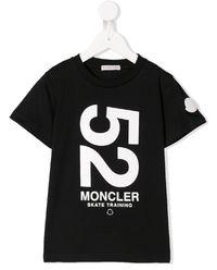 Czarny t-shirt 6-14 lat