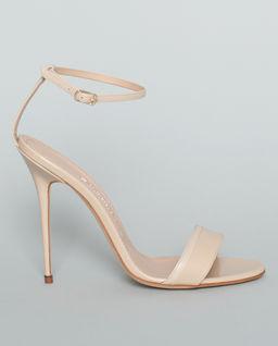 Sandały Spezia nude