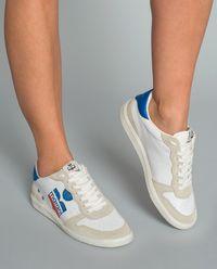 Sneakersy Bulian z logo marki