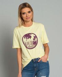 T-shirt z palmą