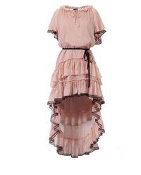 Sukienka Jedwabna Florence Blush