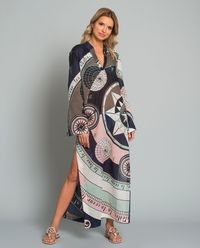 Sukienka plażowa maxi Constellation