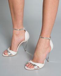 Sandály na jehle Barbarella