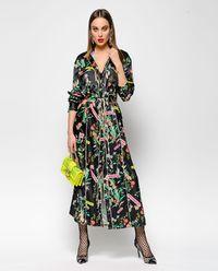 Sukienka koszulowa w kwiaty Rosalinda