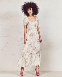 Hedvábné šaty Angie