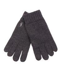 Rękawiczki z wełny