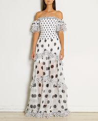 Sukienka z jedwabiu Celeste