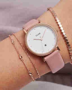 Zegarek Le Couronnement Pink