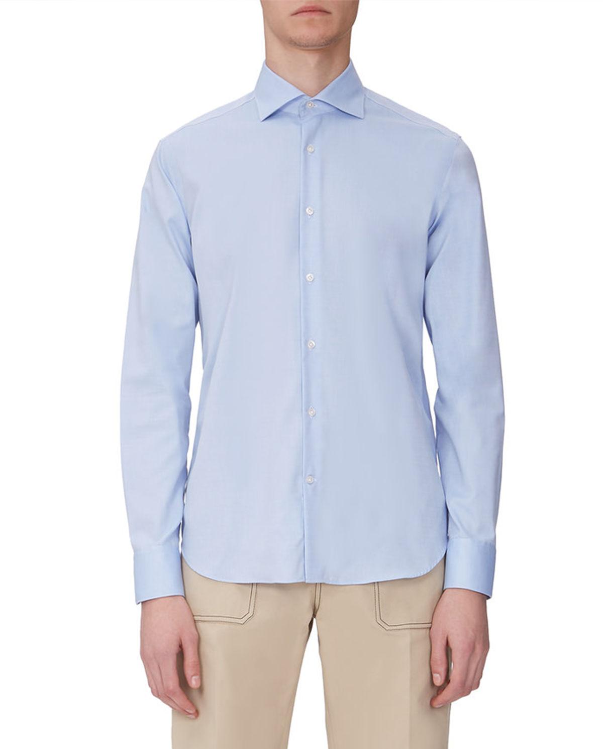 Koszula Błękitna Fay Kup Teraz Najlepsze Ceny I Opinie