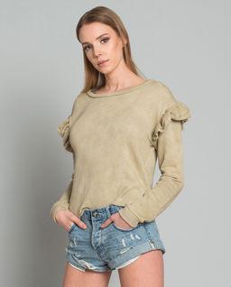 Zielona bluza