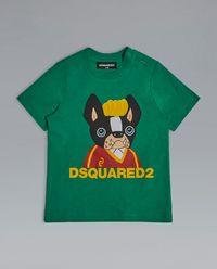 T-shirt z aplikacją 0-2 lata