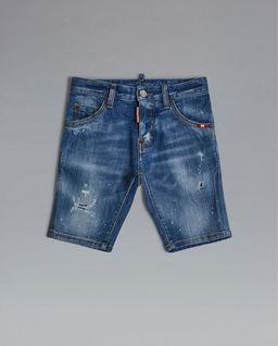 Spodenki jeansowe 8-16 lat