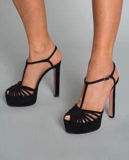 Sandály na podpatku Moonlight