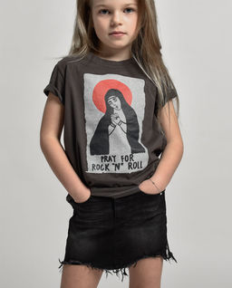 Spódnica Black Punk