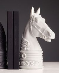 Rzeźba Horse Bookend
