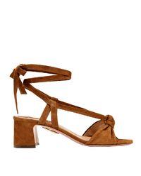 Sandály na podpatku Delicieuse