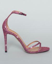 Sandały na szpilce Pursit