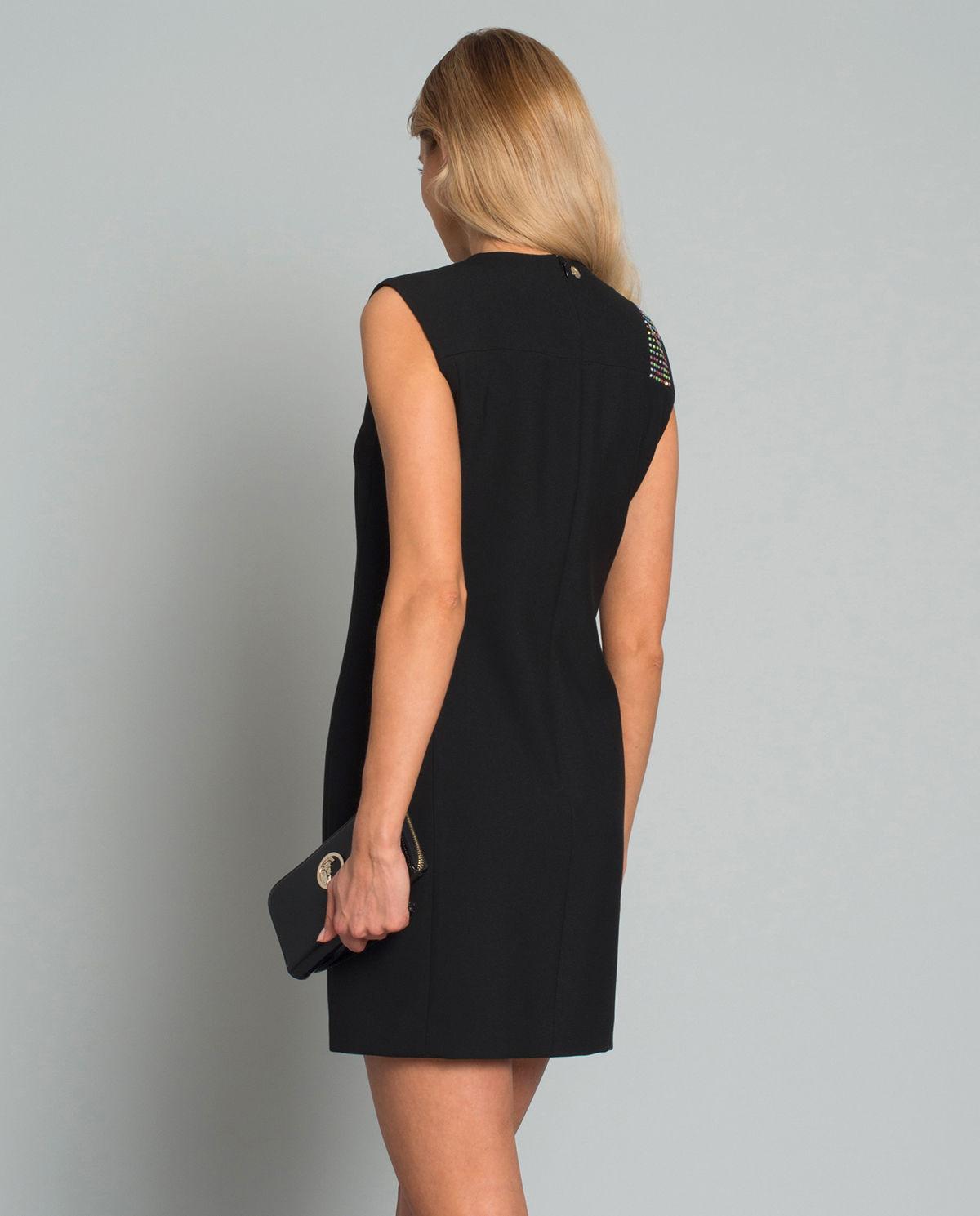 e282d3ee04 Sukienka z kolorowymi dżetami VERSACE – Kup Teraz! Najlepsze ceny i ...