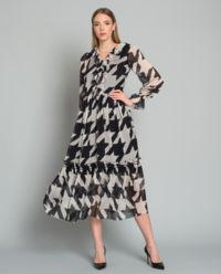 Sukienka z jedwabiu Tete a Tete