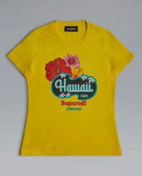 T-shirt z aplikacją 4-14 lat