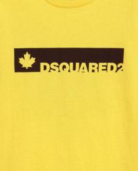 T-shirt z logo 4-16 lat