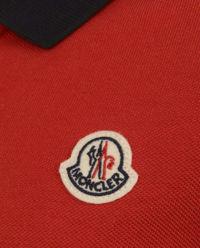Czerwona koszulka polo 4-14 lat