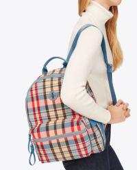 Plecak Tilda w kratę