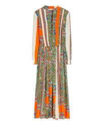 Sukienka z długim rękawem