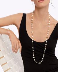 Naszyjnik Pearl Rosary