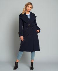 Płaszcz z wełny