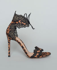 Sandály s krajkou Evie