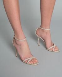 Sandały Paloma na szpilce