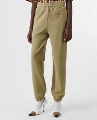 Spodnie dresowe z monogramem