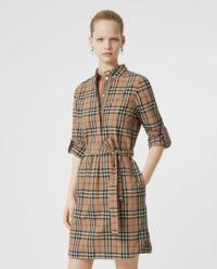 Sukienka Vintage Check